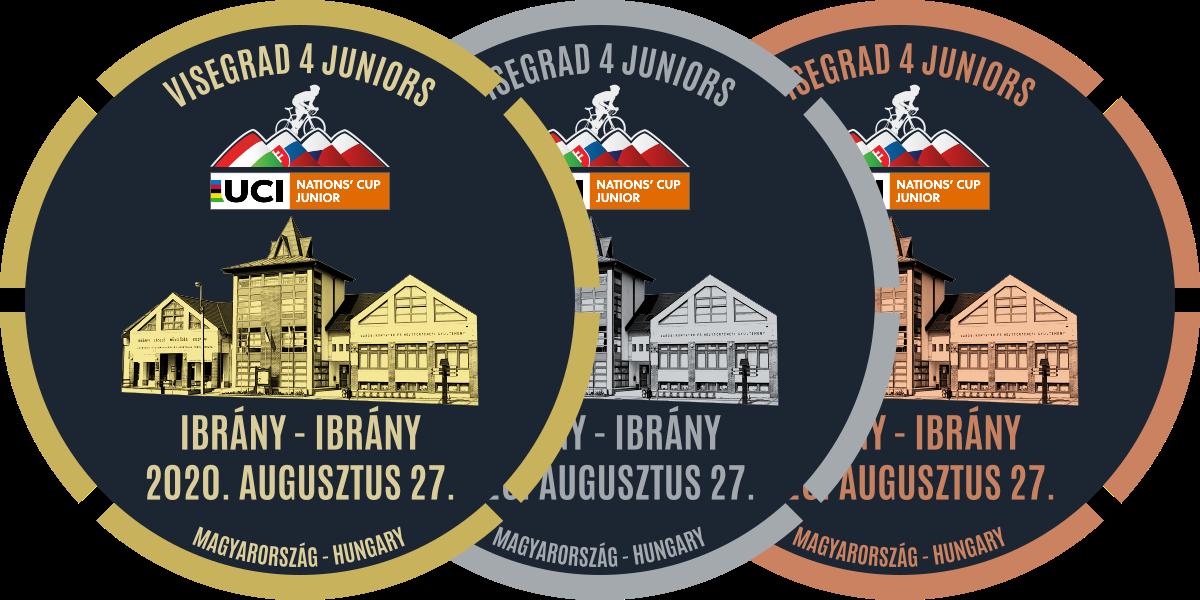 Visegrad 4 Juniors szakasz 2B